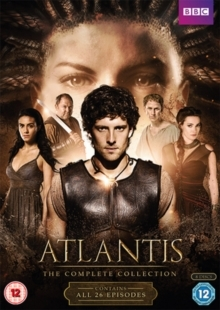 Atlantis - Season 1 + 2 (8 DVDs)