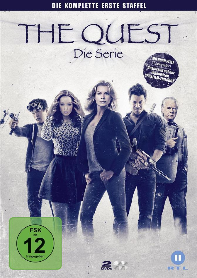 The Quest - Staffel 1 (2 DVDs)