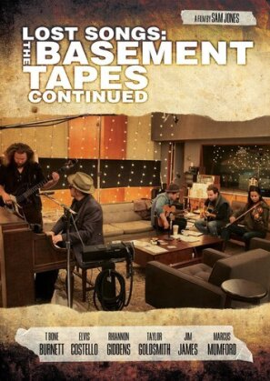 Various Artists - Lost Songs: The Basement Tapes Continued