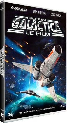 La bataille de l'espace Galactica - Le Film (1978) (Neuauflage)