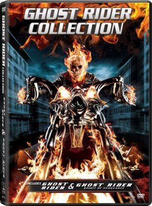Ghost Rider / Ghost Rider: Spirit Of Vengeance - Ghost Rider Collection (Double Feature)