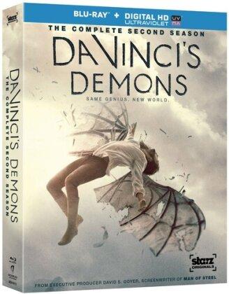 Da Vinci's Demons - Season 2 (3 Blu-rays)