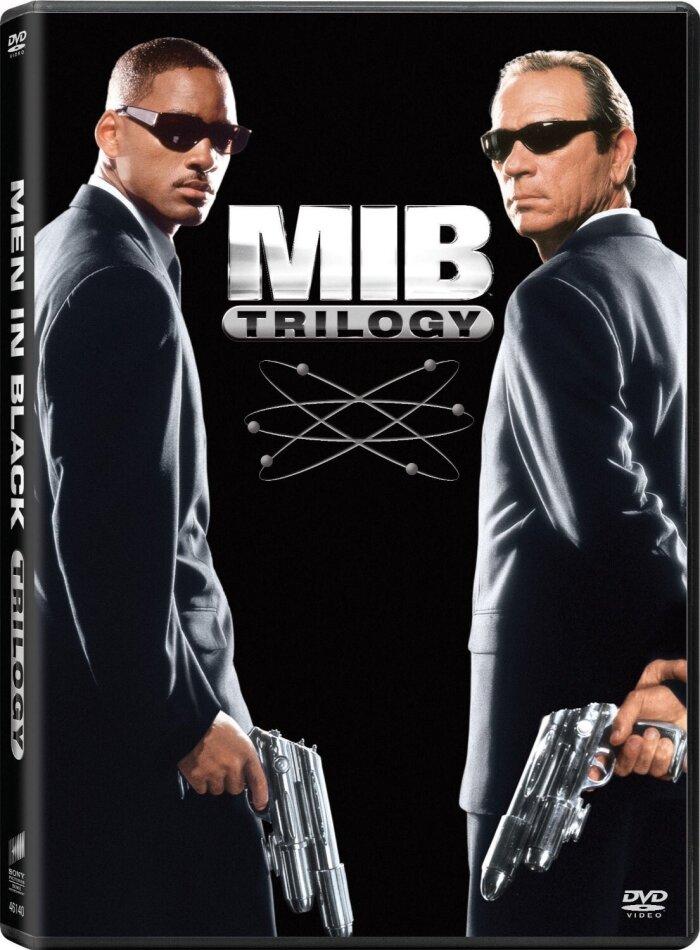 MIB Trilogy (2 DVD)