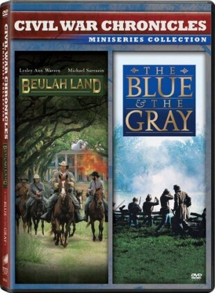 Beulah Land / The Blue and the Gray - Civil War Chronicles (Miniseries Collection) (5 DVDs)
