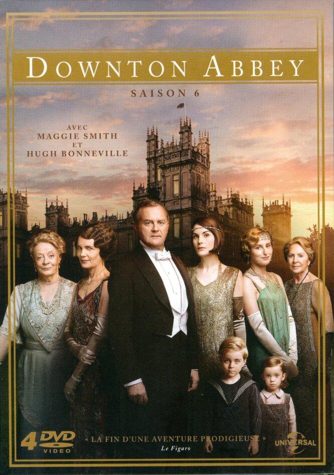 Downton Abbey - Saison 6 - La Saison Finale (4 DVDs)