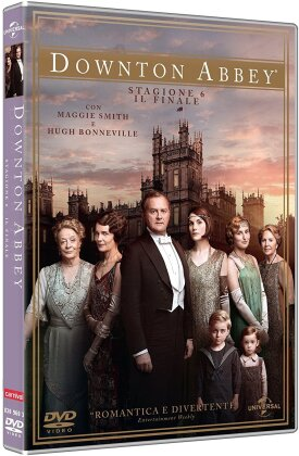 Downton Abbey - Stagione 6 - Il finale (4 DVDs)