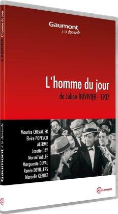 L'homme du jour (1937) (Collection Gaumont à la demande, s/w)