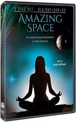 Amazing Space - An Audio/Visual Meditation on the Cosmos (3 Blu-rays + DVD + CD)