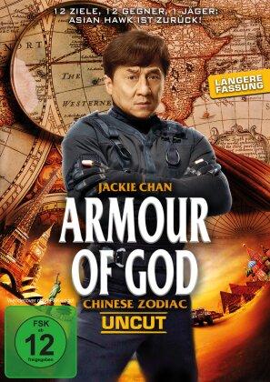 Armour of God - Chinese Zodiac (2012) (Langfassung, Uncut)
