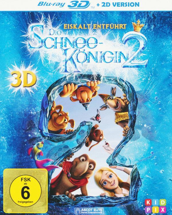 Die Schneekönigin 2 - Eiskalt entführt (2014)
