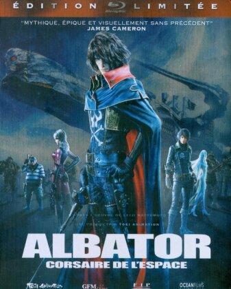 Albator - Corsaire de l'espace (2013) (Limited Edition, Steelbook)
