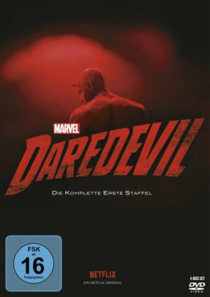 Daredevil - Staffel 1 (4 DVDs)