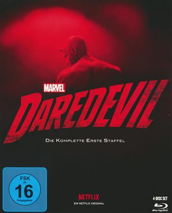 Daredevil - Staffel 1 (4 Blu-rays)