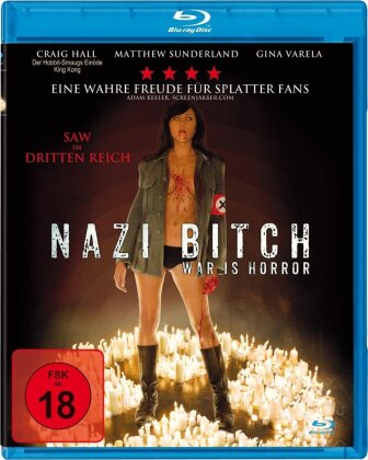 Nazi Bitch - War is Horror (2011)