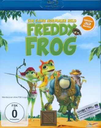 Freddy Frog - Ein ganz normaler Held (2013)