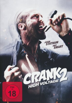 Crank 2 - High Voltage (2009) (Single Edition)