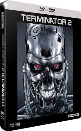 Terminator 2 - Le jugement dernier (1991) (Director's Cut, Kinoversion, Blu-ray + DVD)
