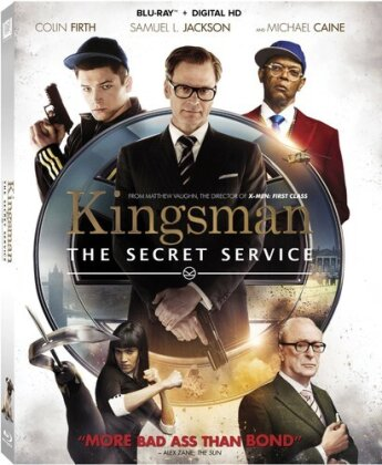 Kingsman - The Secret Service (2014)