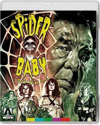 Spider Baby (1967) (Blu-ray + DVD)