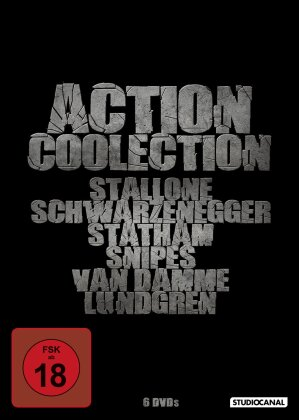 Action Coolection (6 DVDs)