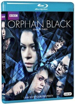 Orphan Black - Season 3 (BBC, 2 Blu-rays)