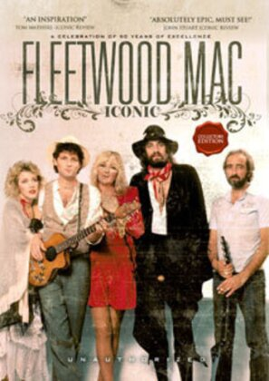 Iconic - A Celebration of 50 Years of Excellence (Collector's Edition, Inofficial) - Fleetwood Mac