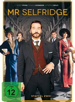 Mr. Selfridge - Staffel 2 (3 DVDs)