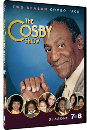 The Cosby Show - Seasons 7 & 8 (4 DVDs)