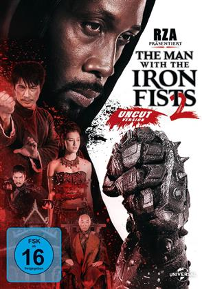 The Man with the Iron Fists 2 (2015) (Uncut)