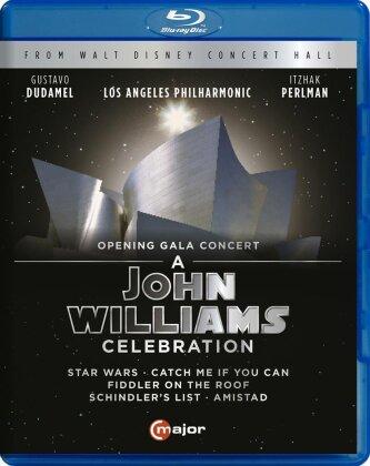 Los Angeles Philharmonic Orchestra, Gustavo Dudamel & Itzhak Perlman - A John Williams Celebration - Opening Gala Concert (C Major)