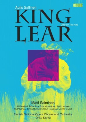 Finnish National Opera, Okko Kamu, Matti Salminen, … - Sallinen - King Lear