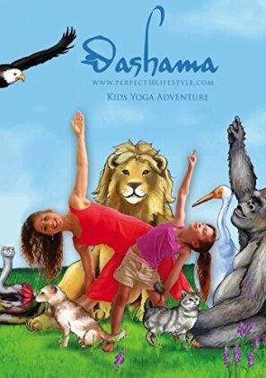 Dashama - Kids Yoga Adventure