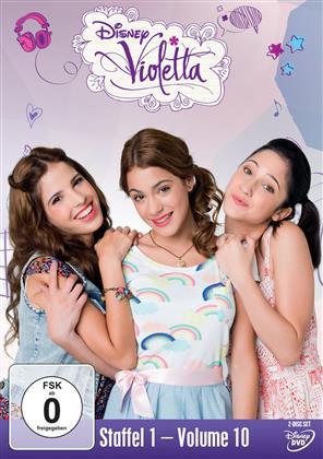 Violetta - Staffel 1.10 (2 DVDs)