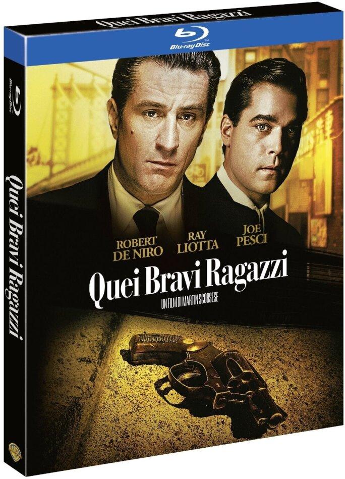 Quei bravi ragazzi (1990) (Edizione 25° Anniversario, Blu-ray + Libro)
