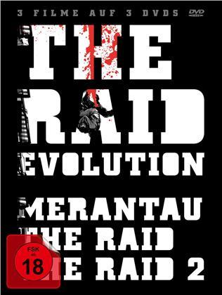 The Raid Evolution (3 DVD)