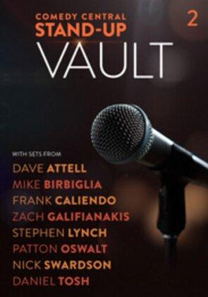 Comedy Central Stand-Up - Vault #2 - Stephen Lynch, Nick Swardson, Mike Birbiglia, Daniel Tosh, Patton Oswalt, …