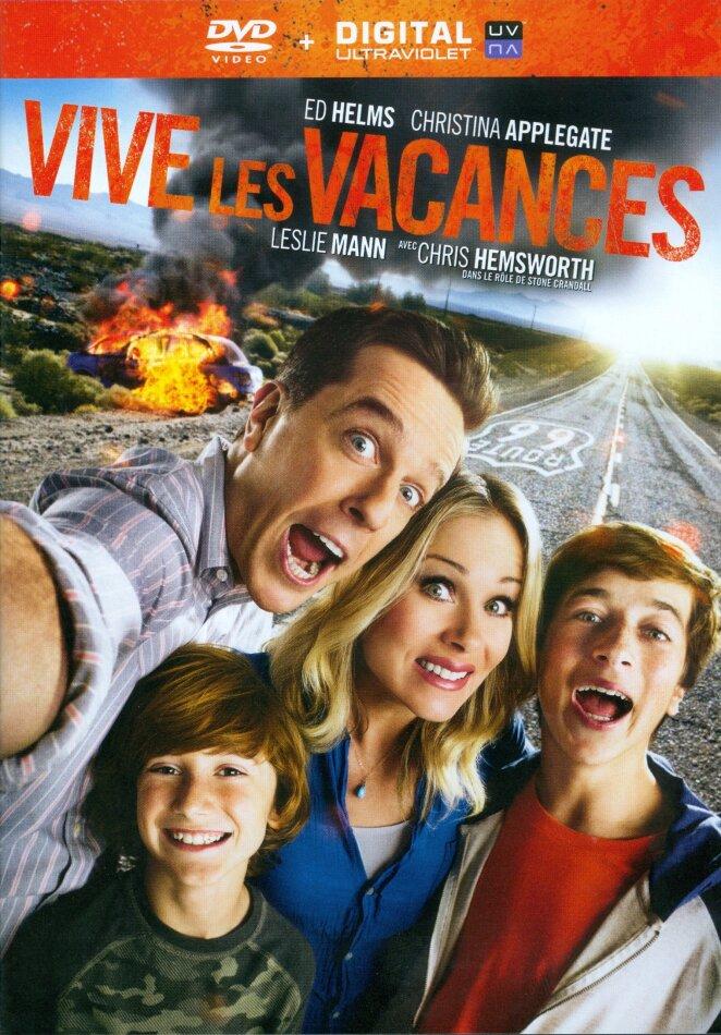 Vive les vacances (2015)