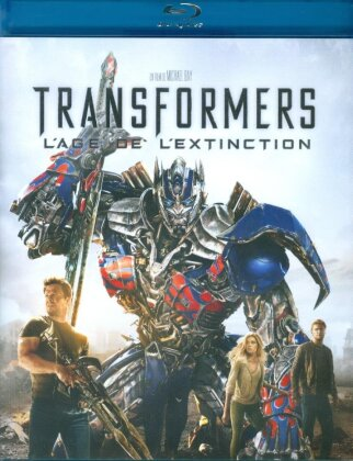 Transformers 4 - L'age de l'extinction (2014)