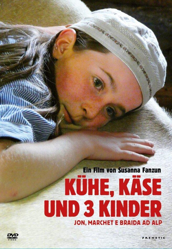 Kühe, Käse und 3 Kinder - Jon, Marchet e Braida ad Alp (2014)