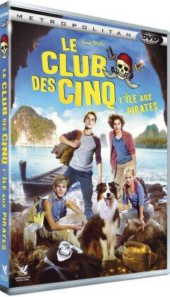 Le Club des 5 - L'île des pirates (2014)