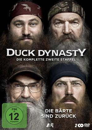 Duck Dynasty - Staffel 2 (2 DVDs)