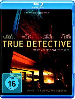 True Detective - Staffel 2 (3 Blu-rays)