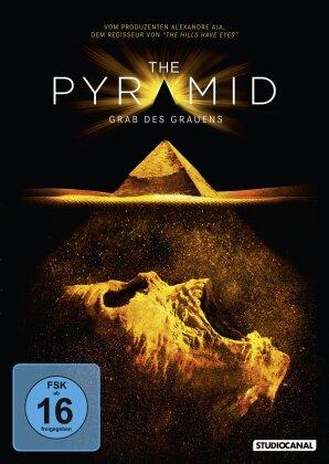 The Pyramid - Grab des Grauens (2014)