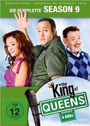 The King of Queens - Staffel 9 (Remastered, 3 DVDs)