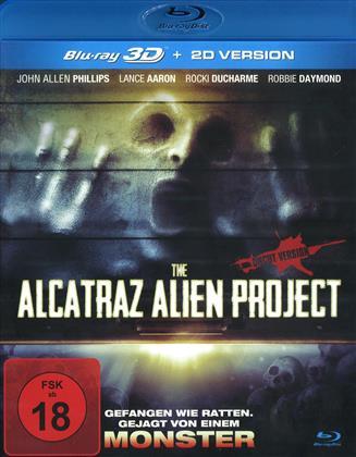 The Alcatraz Alien Project (2014)