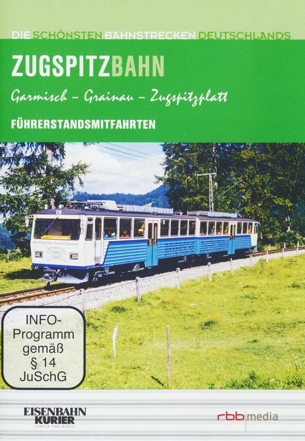 Zugstandsmitfahrten - Zugspitzbahn - Garmisch/Grainau/Zugspitzplatt