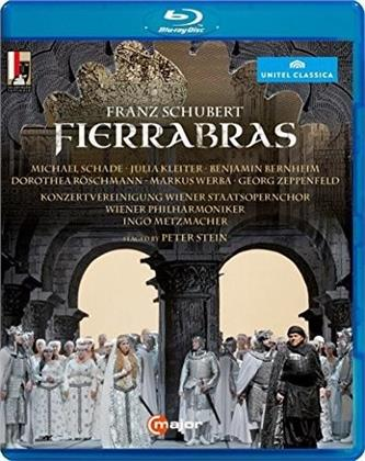 Wiener Philharmoniker, Ingo Metzmacher, Dorothea Röschmann, … - Schubert - Fierrabras (Salzburger Festspiele, Unitel Classica, C Major)