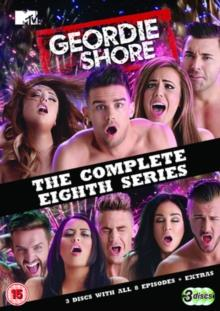 Geordie Shore - Season 8 (3 DVDs)