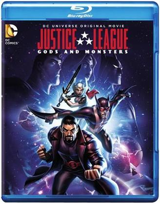 Justice League - Gods and Monsters (Blu-ray + DVD)