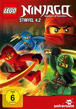 LEGO Ninjago: Masters of Spinjitzu - Staffel 4.2